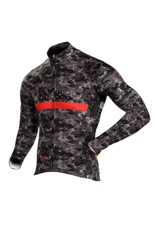 [Pedla] 페들라 Men's RideCAMO / ChillBlock Jacket (Black)