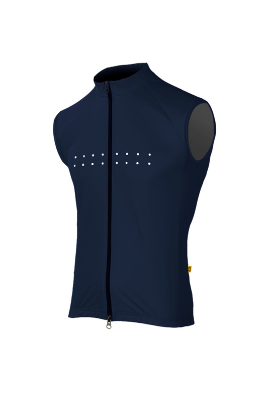 [Pedla] 페들라 Men's Core / Windcheater Gilet (Navy)