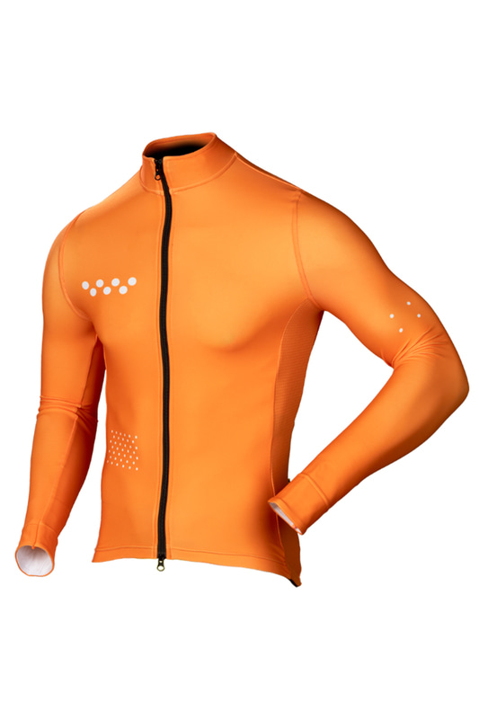 [Pedla] 페들라 The Wilds Men's ChillBlock Jacket - Orange