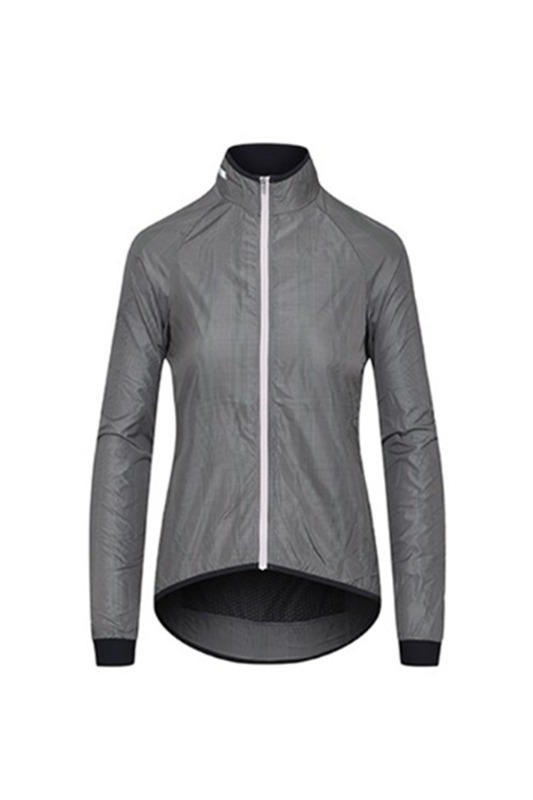 [Cafe Du Cycliste] women madeleine jacket grey Glencheck 마들렌 재킷 그레이 글렌체크