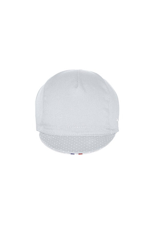 [Cafe Du Cycliste] cycling cap - light grey 사이클링 캡 라이트 그레이