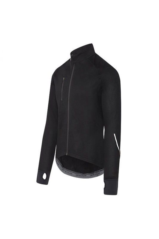 [Cafe du Cycliste] Yolande Cycling Jersey - Black 욜란데 사이클링 저지 블랙