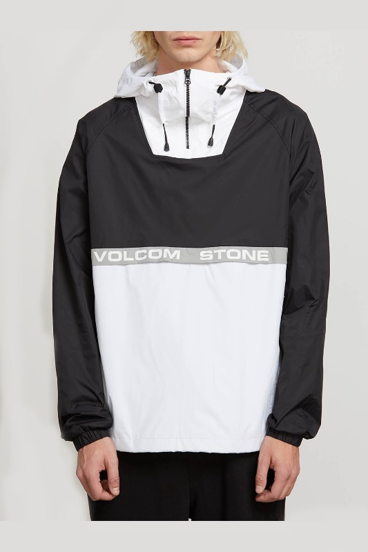 [VOLCOM] MEN'S FEZZES JACKET - WHITE