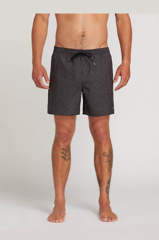 [VOLCOM] Men's LIDO VOLLEYS   - Charcoal Heather