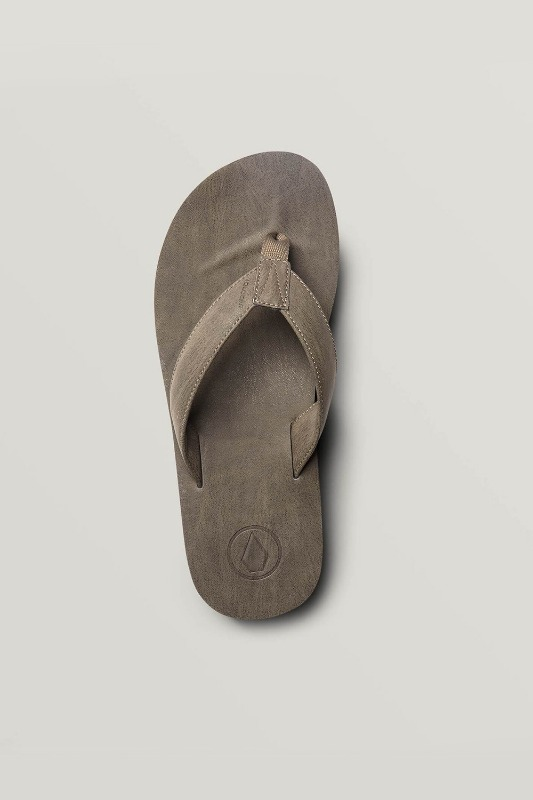 [VOLCOM] Men's FATHOM  SANDALS - Faded Army
