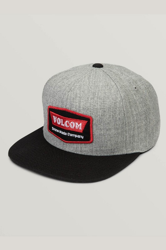 [VOLCOM] Men's CRESTICLE HAT - Red