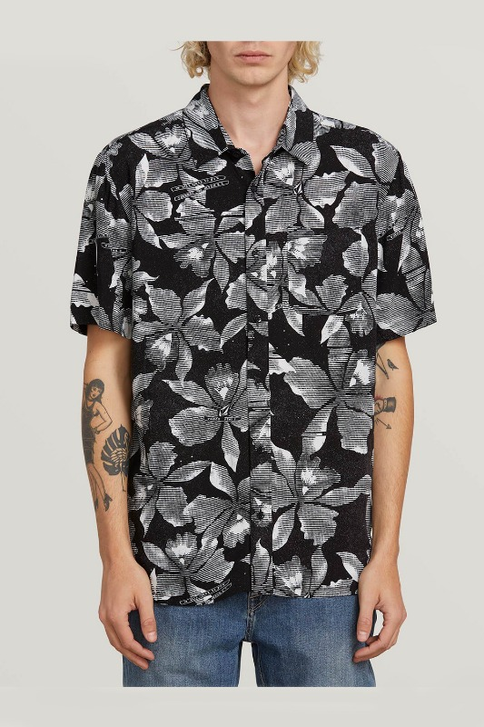 [VOLCOM] Men's RESORTO VALLARTA S/S SHTIRT - White