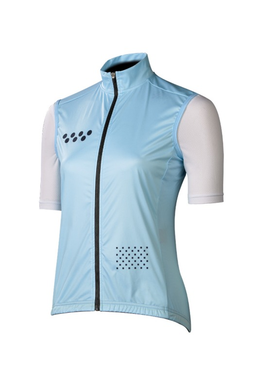 [pedla] 페들라 Women's Core FLYT GILET - Pastel Blue