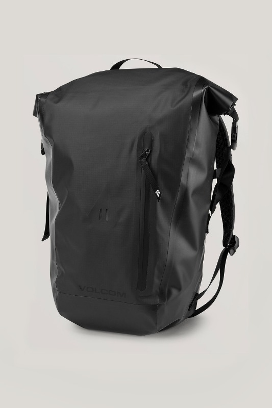 [VOLCOM] MEN'S MOD TECH DRY BAG - BLACK