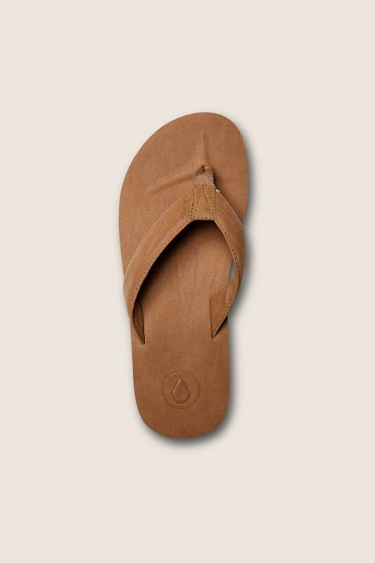 [VOLCOM] Men's FATHOM  SANDALS - Khaki