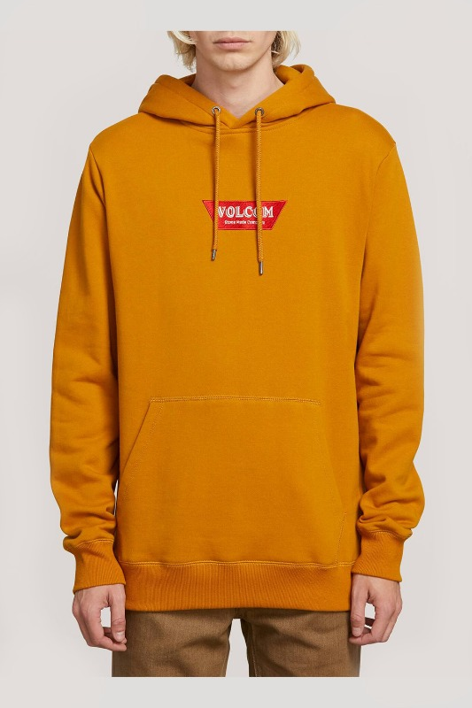 [VOLCOM] MEN'S SUPPLY STONE P/O - KAMEL
