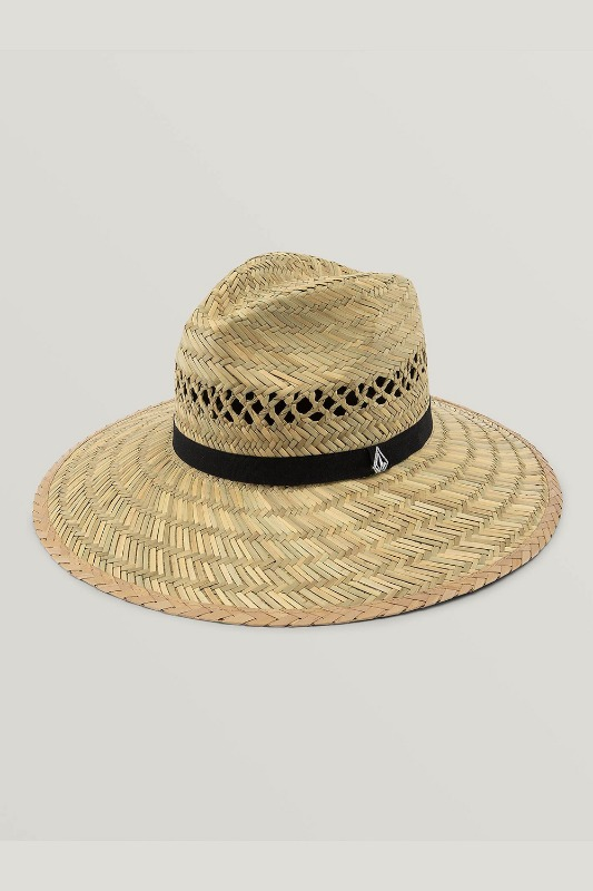 [VOLCOM] WOMEN'S DAZEY STRAW HAT - Natural