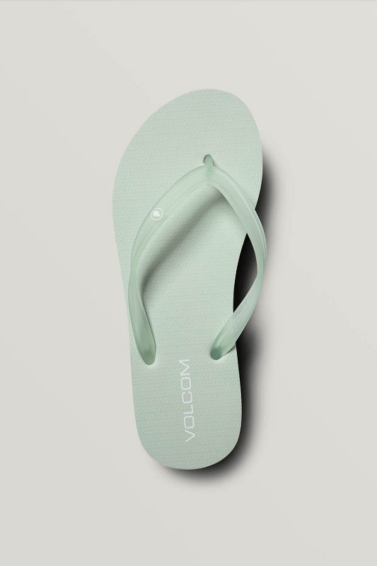 [VOLCOM] WOMEN's ROCKING 2 SOLID SANDALS - Spearmint