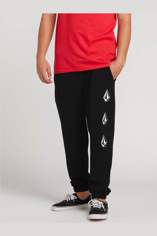[VOLCOM] MEN'S DEADLY STONES PANT - BLACK