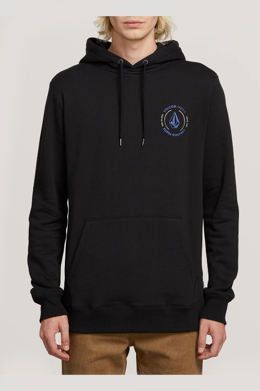 [VOLCOM] MEN'S SUPPLY STONE P/O - BLACK