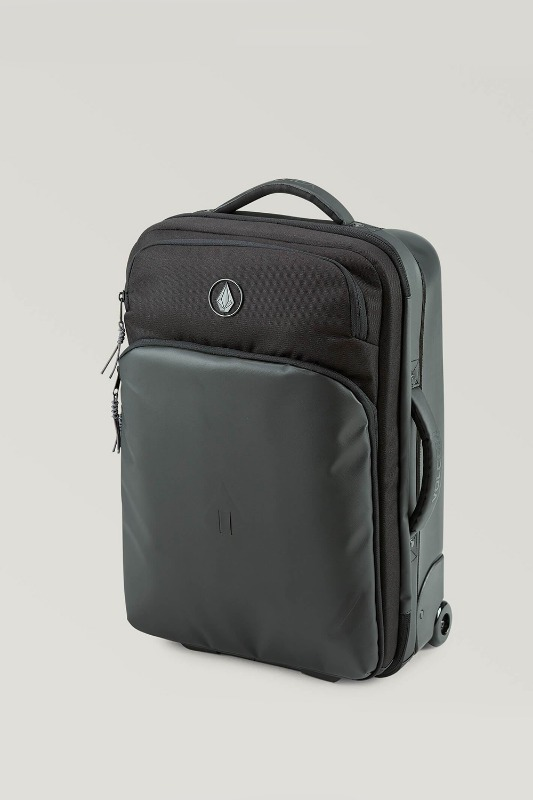 [VOLCOM] MEN'S DRYTRIPPER BAG - BLACK