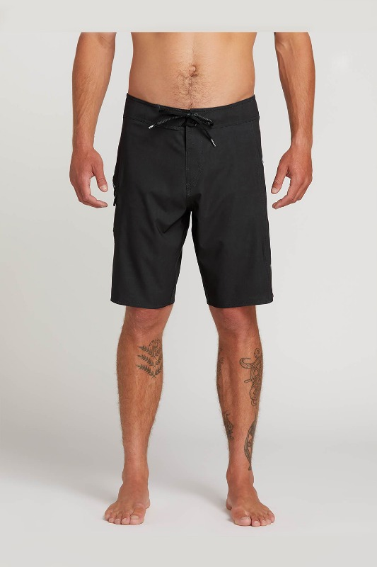 [VOLCOM] Men's DEADLY STONES  BOARDSHORTS - Black