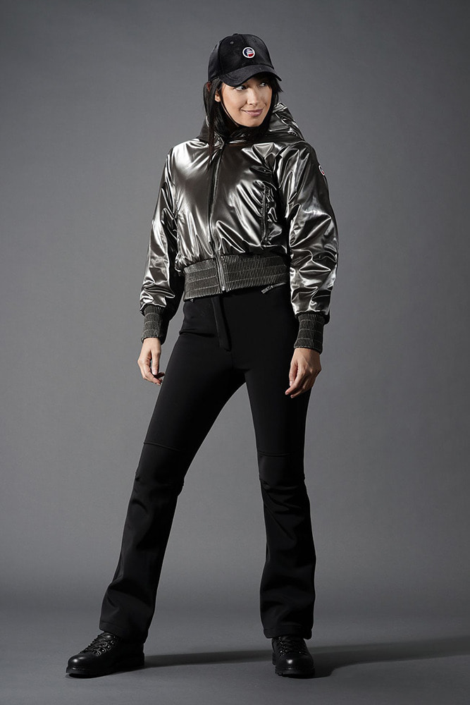 [FUSALP] 퓨잡 MELLY SHINY WOMEN JACKET 여성 자켓