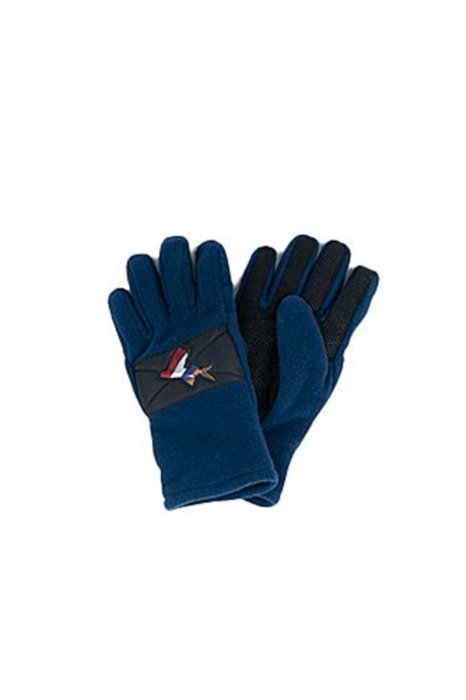 [Cafe Du Cycliste] Gravel Gloves - Navy 그래블 글로브 네이비
