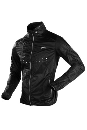 [Pedla] 페들라 Men's Rain Block Jacket (Black)
