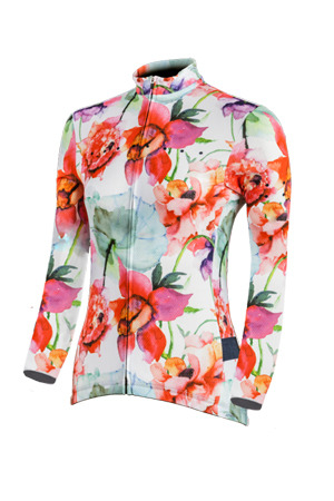 [Pedla] 페들라 Women's Chill Block Thermal Jacket (Floral)