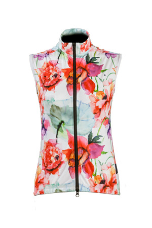 [Pedla] 페들라 Women's WIND CHEATER (Floral)