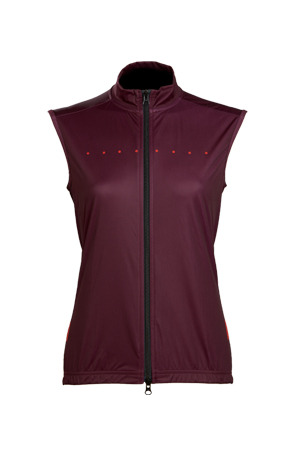 [Pedla] 페들라 Women's WIND CHEATER (Plum)