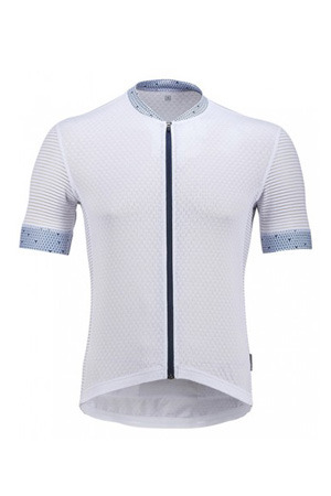[Cafe Du Cycliste] 카페 뒤 사이클리스트 미쉐린 Men's Micheline Ultralight Jersey - White