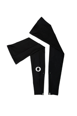 [Pedla] 페들라 Men's Gutter Grazer Leg Warmers - Black
