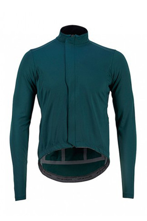 [Cafe Du Cycliste] 카페 뒤 사이클리스트 Men's Charlotte Rain Jacket - Ivy Green